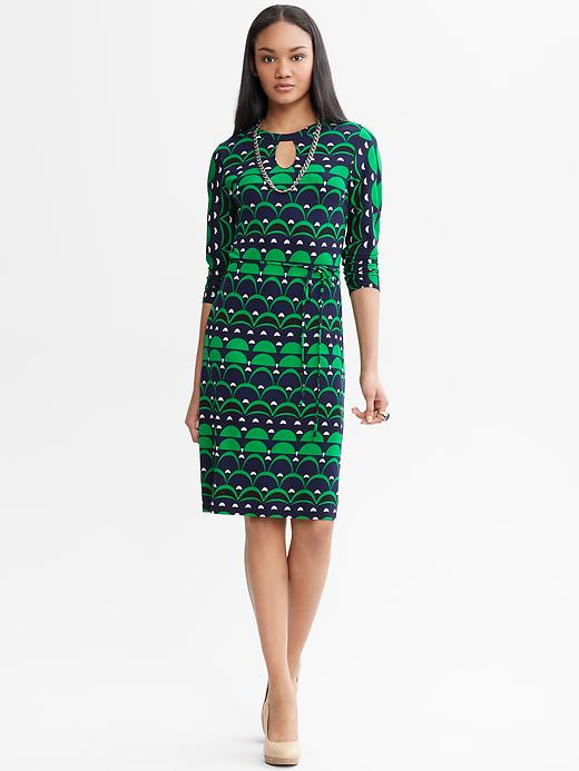 Banana Republic's Mad Men dress
